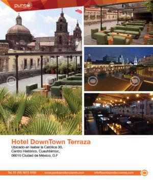 10 Book Hoteles & Salones By Punto Producciones 201610