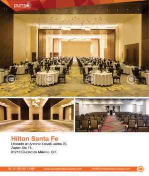 10 Book Hoteles & Salones By Punto Producciones 201611