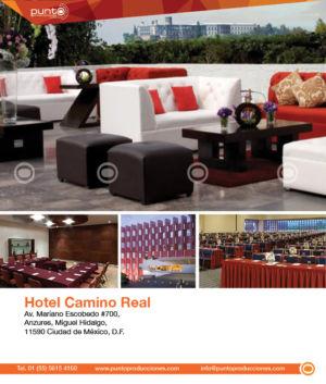 10 Book Hoteles & Salones By Punto Producciones 201612