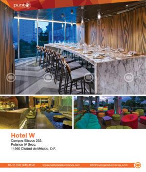 10 Book Hoteles & Salones By Punto Producciones 201615