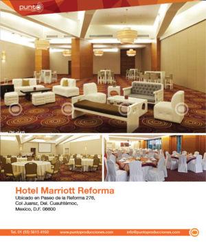 10 Book Hoteles & Salones By Punto Producciones 20165