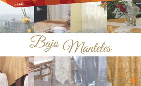 4 Book Mantelería Y Montajes By Punto Producciones 20172
